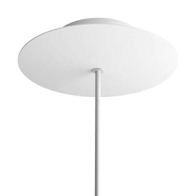 1 Hole - LARGE Round Ceiling Canopy Kit - Rose One System