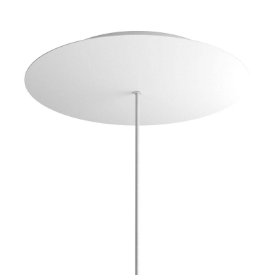 1 Hole - EXTRA LARGE Round Ceiling Canopy Kit - Rose One System
