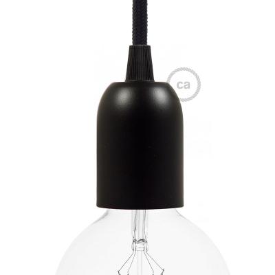 Rounded Top metal light bulb socket kits - E26