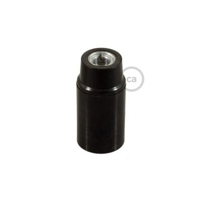 Smooth Sided - phenolic bakelite E12 light bulb socket
