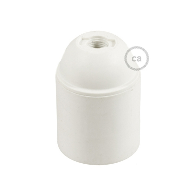 Smooth Sided Thermoplastic light bulb socket - E26
