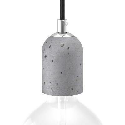 Cement Light Bulb Socket Kit