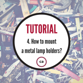 Tutorial #4 – How to wire a metal light bulb socket